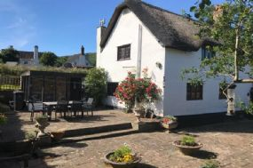 Winder Cottage dog friendly Bratton Minehead | Pet Friendly Holidays